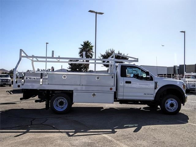 2019 F-550 Regular Cab DRW 4x2,  Royal Contractor Body #FK4808 - photo 5