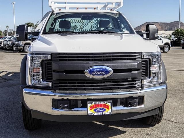 2019 F-550 Regular Cab DRW 4x2,  Royal Contractor Body #FK4808 - photo 7
