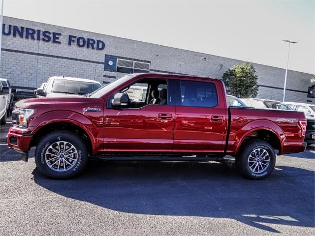 2019 F-150 SuperCrew Cab 4x4,  Pickup #FK4818 - photo 3