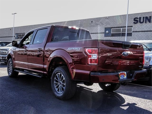 2019 F-150 SuperCrew Cab 4x4,  Pickup #FK4818 - photo 2