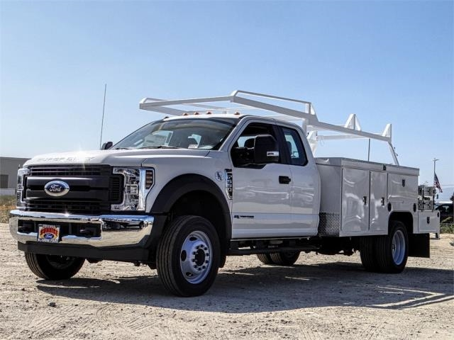 2019 F-550 Super Cab DRW 4x2, Scelzi Combo Body #FK4820 - photo 1