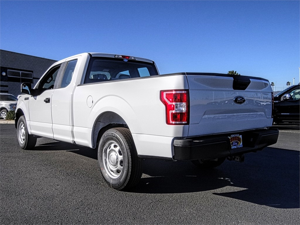 2019 Ford F-150 Super Cab 4x2, Pickup #FK4848 - photo 1