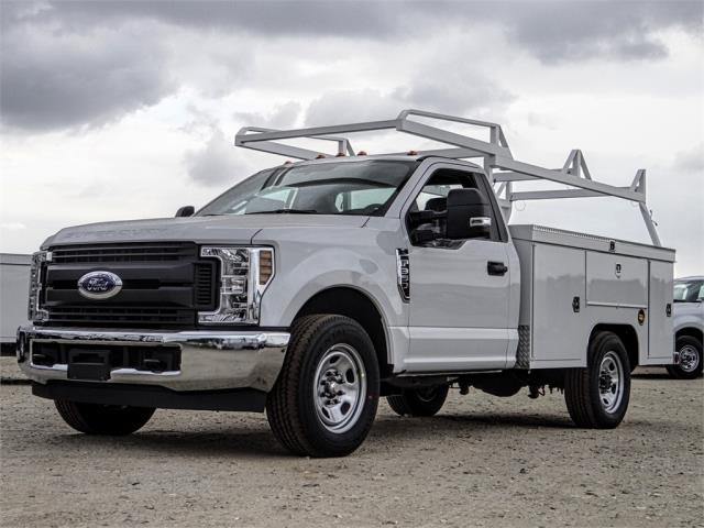 2019 F-350 Regular Cab 4x2, Scelzi Signature Service Body #FK4853 - photo 1