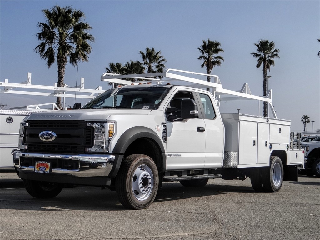 2019 F-550 Super Cab DRW 4x2, Scelzi Combo Body #FK4878 - photo 1