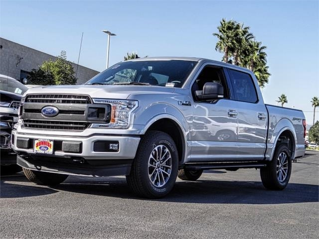 2019 F-150 SuperCrew Cab 4x4, Pickup #FK4882 - photo 1