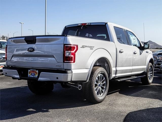 2019 F-150 SuperCrew Cab 4x4, Pickup #FK4882 - photo 34