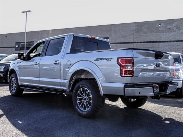 2019 F-150 SuperCrew Cab 4x4, Pickup #FK4882 - photo 2