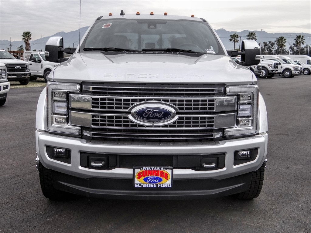 2019 F-450 Crew Cab DRW 4x4, Pickup #FK4914 - photo 38