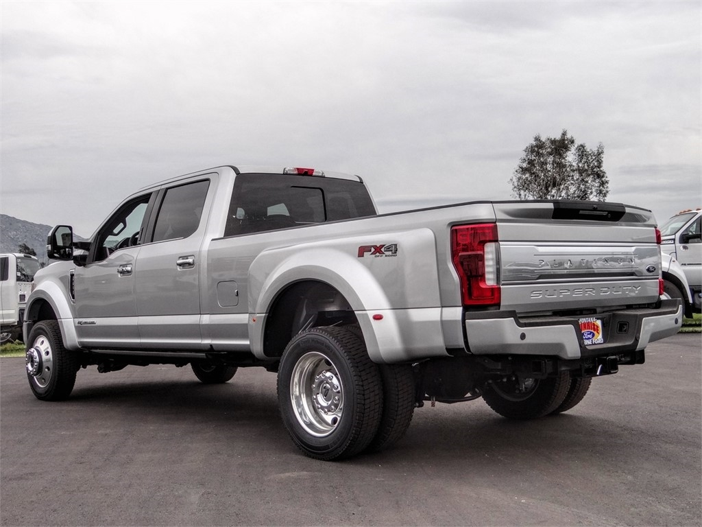2019 F-450 Crew Cab DRW 4x4, Pickup #FK4914 - photo 2