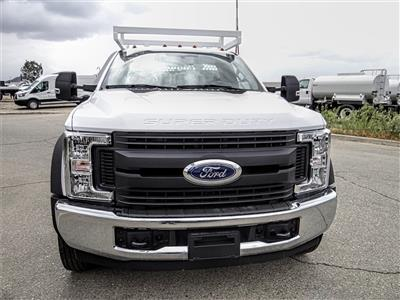 2019 F-550 Regular Cab DRW 4x2, Royal Contractor Body #FK4921 - photo 7