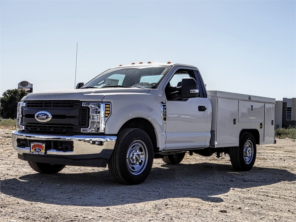 2019 Ford F-350 Regular Cab 4x2, Scelzi Service Body #FK4923 - photo 1