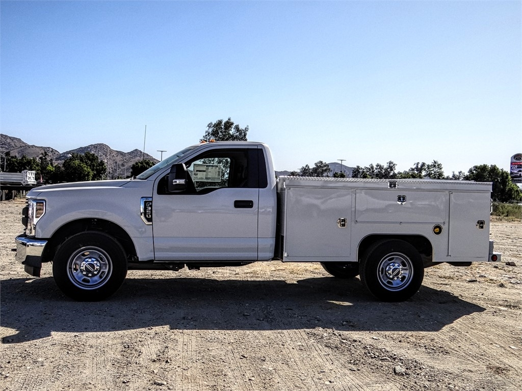 2019 F-350 Regular Cab 4x2, Scelzi Signature Service Body #FK4923 - photo 3