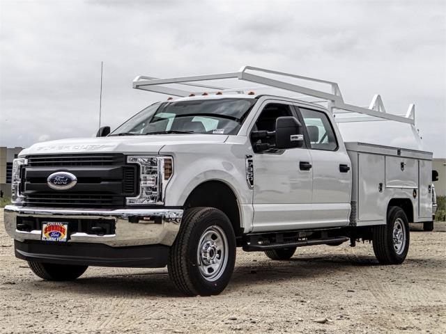 2019 F-350 Crew Cab 4x4,  Scelzi Service Body #FK4959 - photo 1