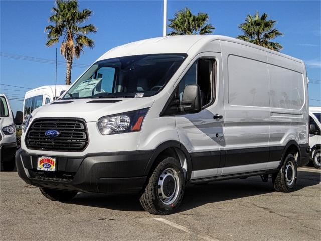 2019 Transit 250 Med Roof 4x2, Empty Cargo Van #FK4986 - photo 1