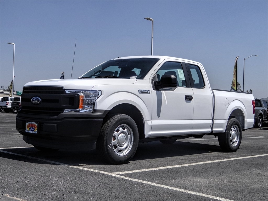 2019 F-150 Super Cab 4x2, Pickup #FK5046 - photo 1