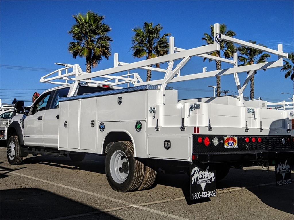 2019 F-550 Crew Cab DRW 4x2, Harbor Combo Body #FK5134 - photo 1