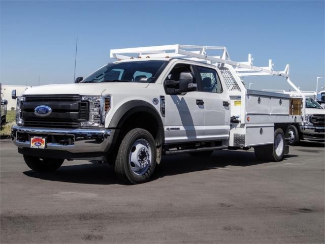 2019 F-550 Crew Cab DRW 4x2, Royal Contractor Body #FK5134 - photo 1