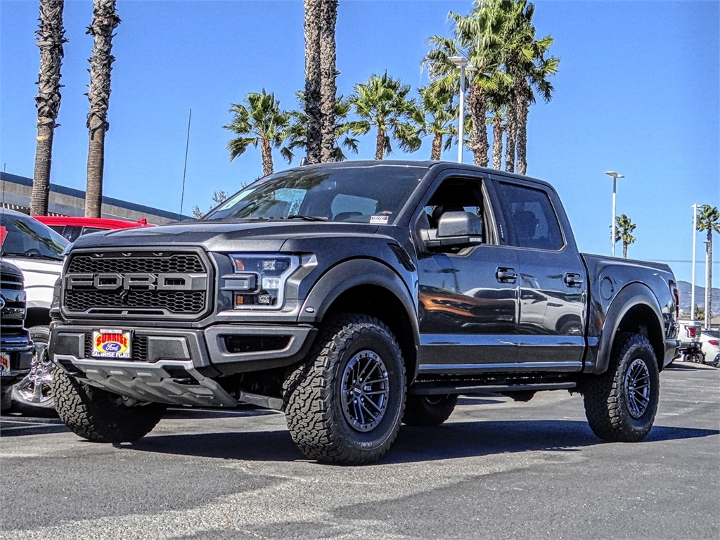 2019 F-150 SuperCrew Cab 4x4, Pickup #FK5145DT - photo 1