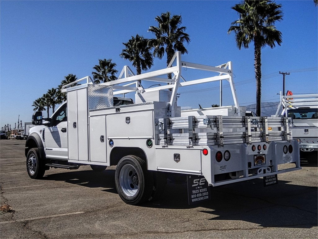 2019 F-550 Regular Cab DRW 4x2, Scelzi Combo Body #FK5159 - photo 1