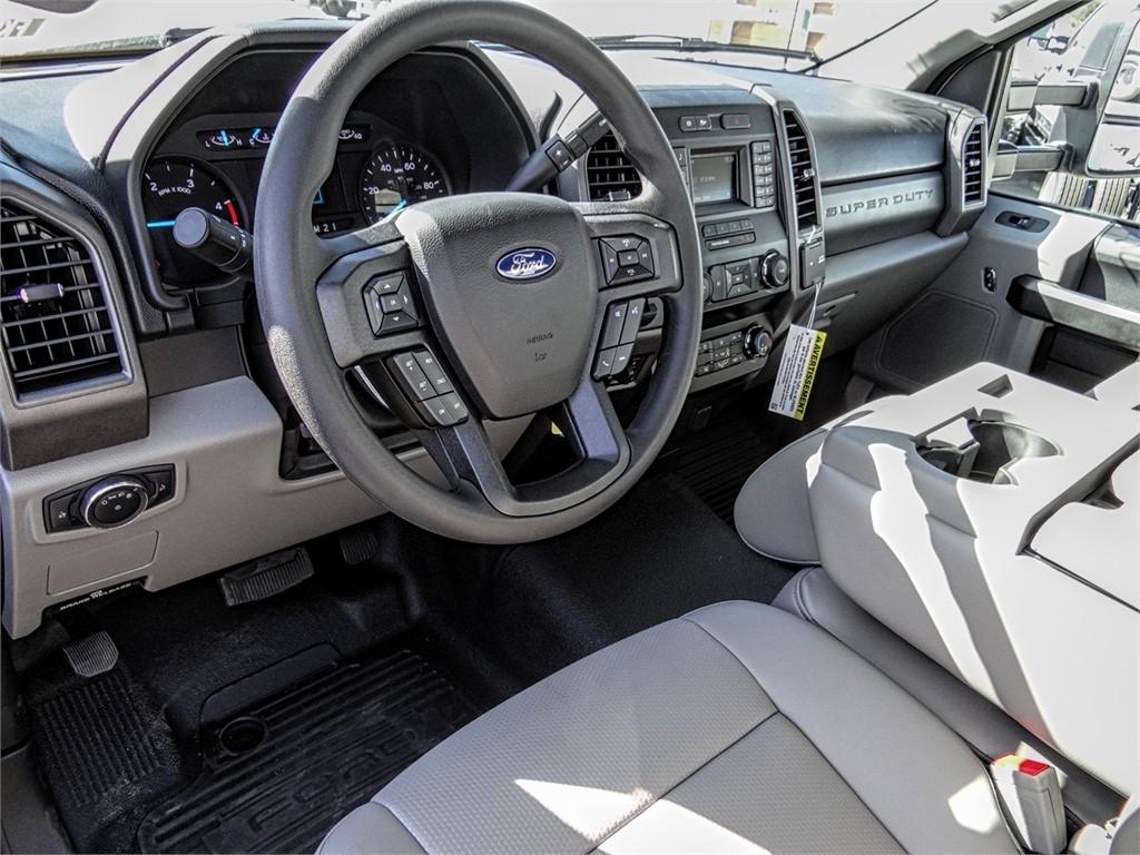 2019 F-550 Regular Cab DRW 4x2, Scelzi SEC Combo Body #FK5159 - photo 8