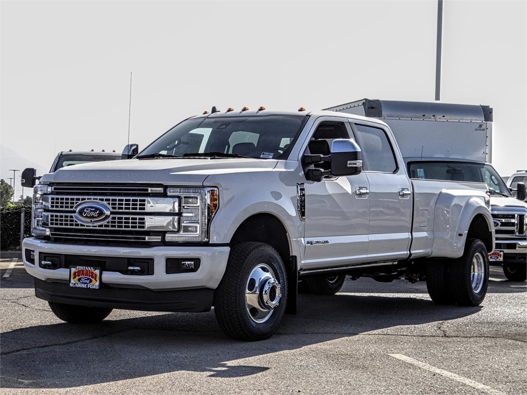 2019 F-350 Crew Cab DRW 4x4, Pickup #FK5185 - photo 1