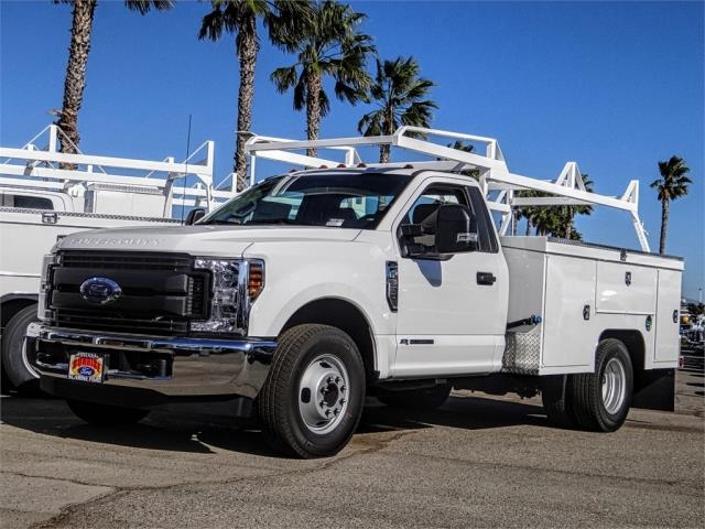 2019 F-350 Regular Cab DRW 4x2, Scelzi Service Body #FK5186 - photo 1
