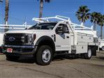 2019 F-450 Regular Cab DRW 4x2, Scelzi Contractor Body #FK5225DT - photo 1