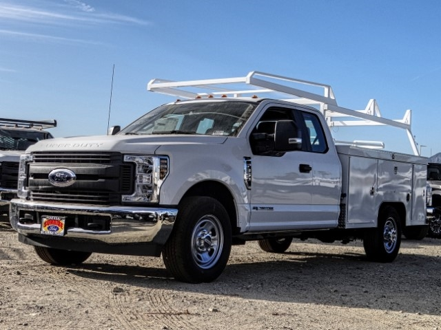 2019 F-350 Super Cab 4x2, Scelzi Service Body #FK5256 - photo 1