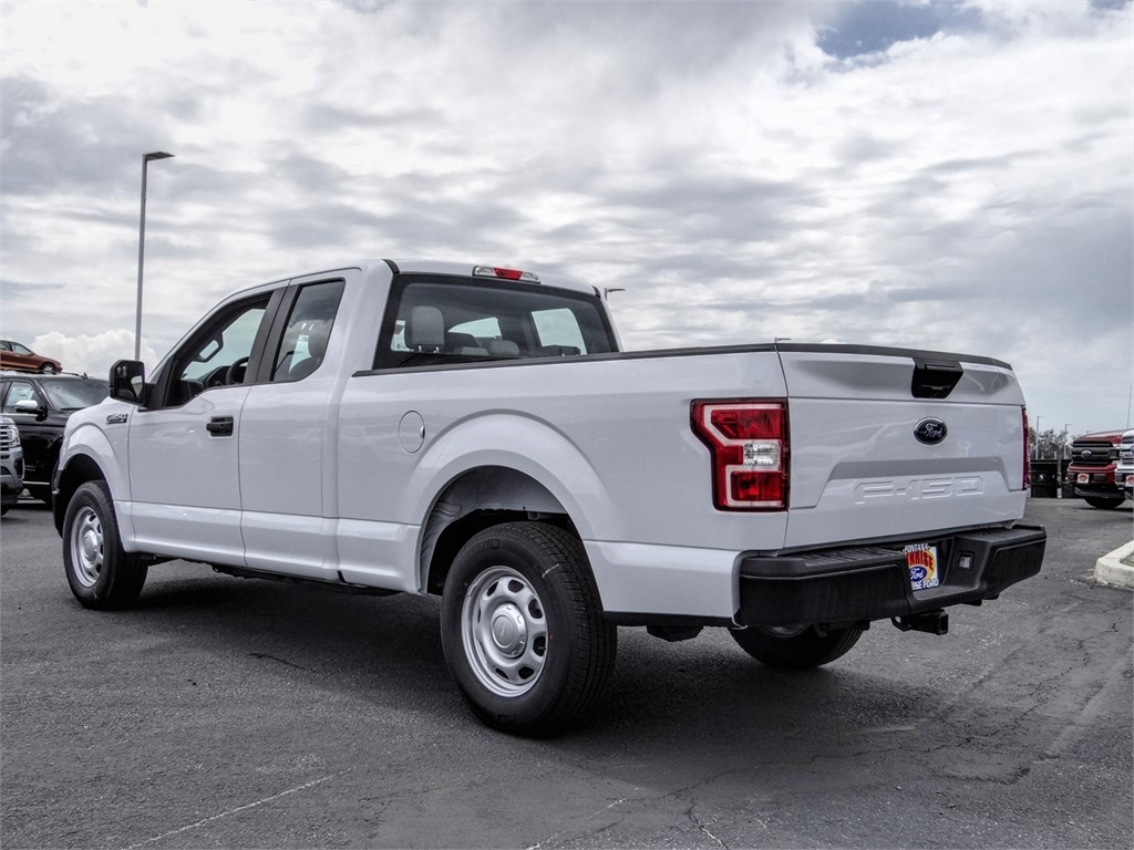 2019 F-150 Super Cab 4x2, Pickup #FK5279 - photo 1