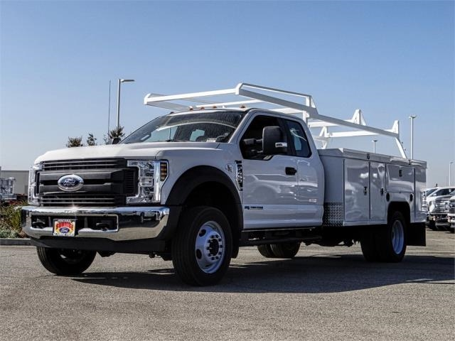2019 F-450 Super Cab DRW 4x2, Scelzi Service Body #FK5317 - photo 1