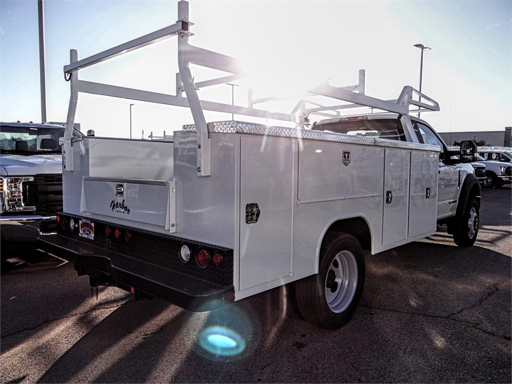 2019 F-450 Regular Cab DRW 4x2, Harbor TradeMaster Service Body #FK5318 - photo 4