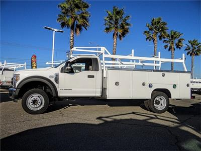 2019 F-450 Regular Cab DRW 4x2, Harbor TradeMaster Service Body #FK5318 - photo 3