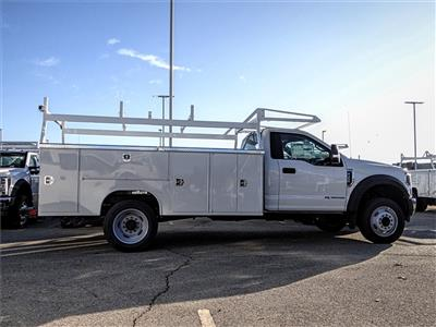 2019 F-450 Regular Cab DRW 4x2, Harbor TradeMaster Service Body #FK5318 - photo 5