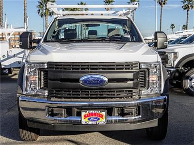 2019 F-450 Regular Cab DRW 4x2, Harbor TradeMaster Service Body #FK5318 - photo 7