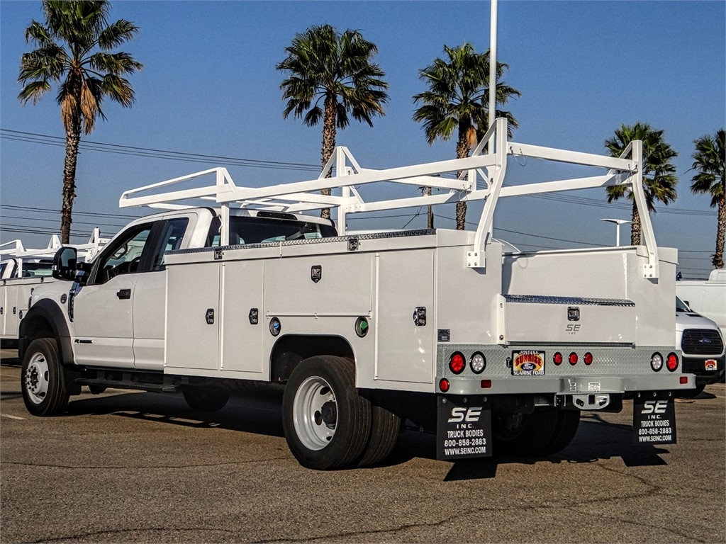 2019 F-450 Super Cab DRW 4x2, Scelzi Service Body #FK5319 - photo 1