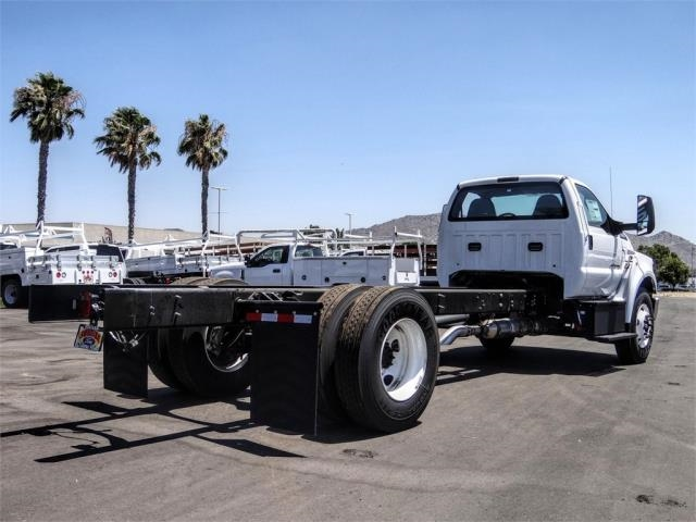 2019 Ford F-650 Regular Cab DRW 4x2, Cab Chassis #FK5326 - photo 4