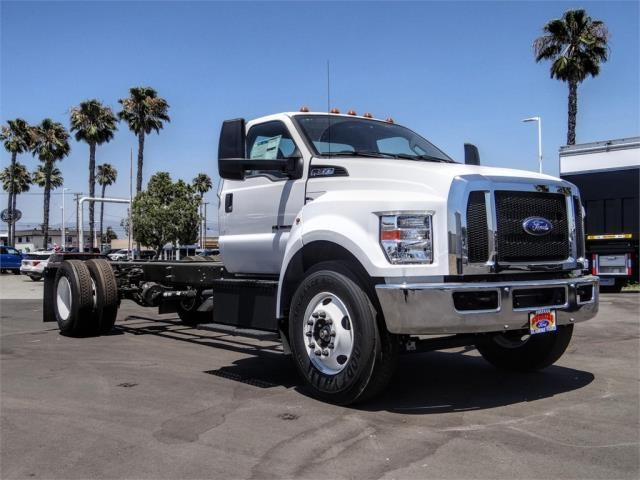 2019 Ford F-650 Regular Cab DRW 4x2, Cab Chassis #FK5326 - photo 6