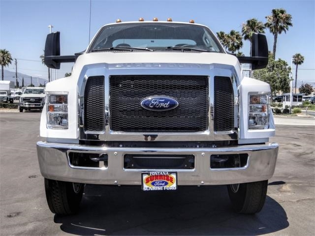 2019 Ford F-650 Regular Cab DRW 4x2, Cab Chassis #FK5326 - photo 7