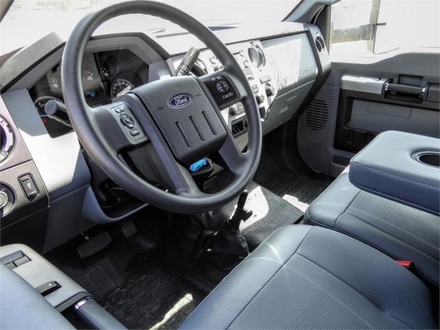 2019 Ford F-650 Regular Cab DRW 4x2, Scelzi WFB Stake Bed #FK5326 - photo 9