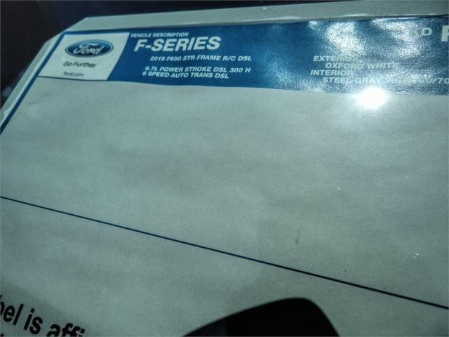 2019 Ford F-650 Regular Cab DRW 4x2, Scelzi WFB Stake Bed #FK5326 - photo 11