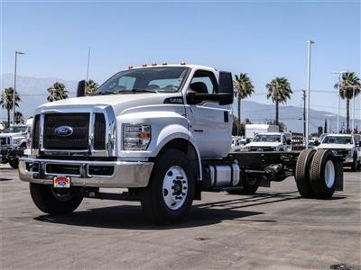 2019 Ford F-650 Regular Cab DRW 4x2, Cab Chassis #FK5326 - photo 1