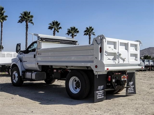 2019 F-750 Regular Cab DRW 4x2, Scelzi Dump Body #FK5333 - photo 1
