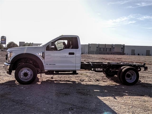 2019 F-550 Regular Cab DRW 4x2, Cab Chassis #FK5347DT - photo 3