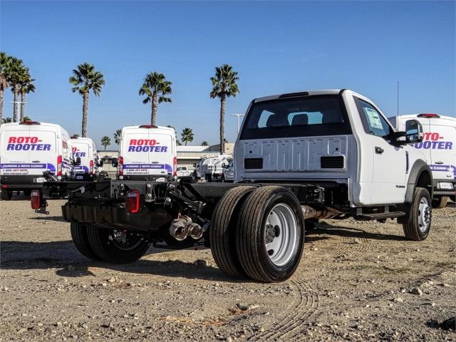 2019 F-550 Regular Cab DRW 4x2, Cab Chassis #FK5347DT - photo 4