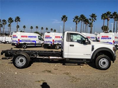 2019 F-550 Regular Cab DRW 4x2, Cab Chassis #FK5347DT - photo 5