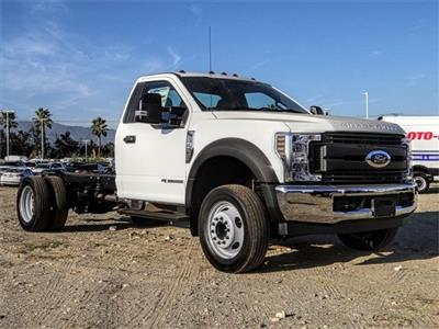 2019 F-550 Regular Cab DRW 4x2, Cab Chassis #FK5347DT - photo 6