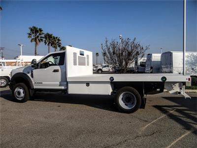 2019 F-550 Regular Cab DRW 4x2, Cab Chassis #FK5369DT - photo 2