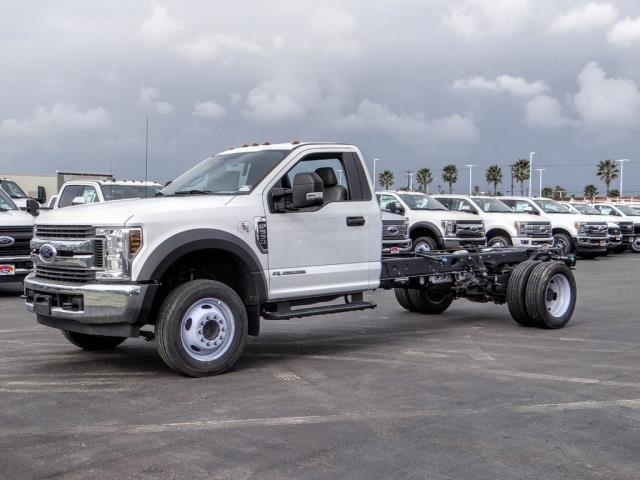 2019 F-550 Regular Cab DRW 4x2, Cab Chassis #FK5370DT - photo 1