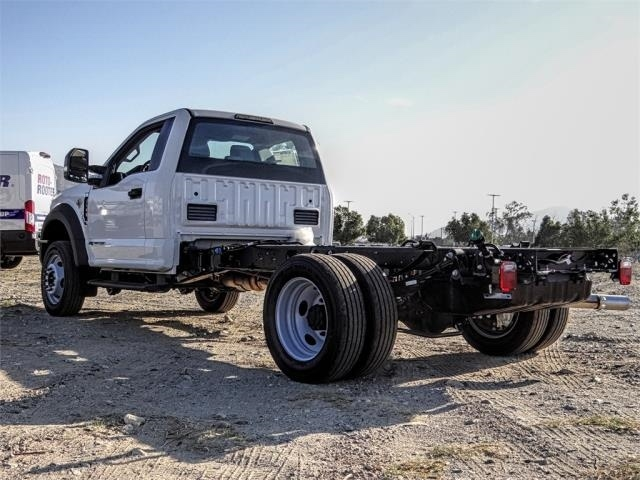 2019 F-550 Regular Cab DRW 4x2, Cab Chassis #FK5378DT - photo 2