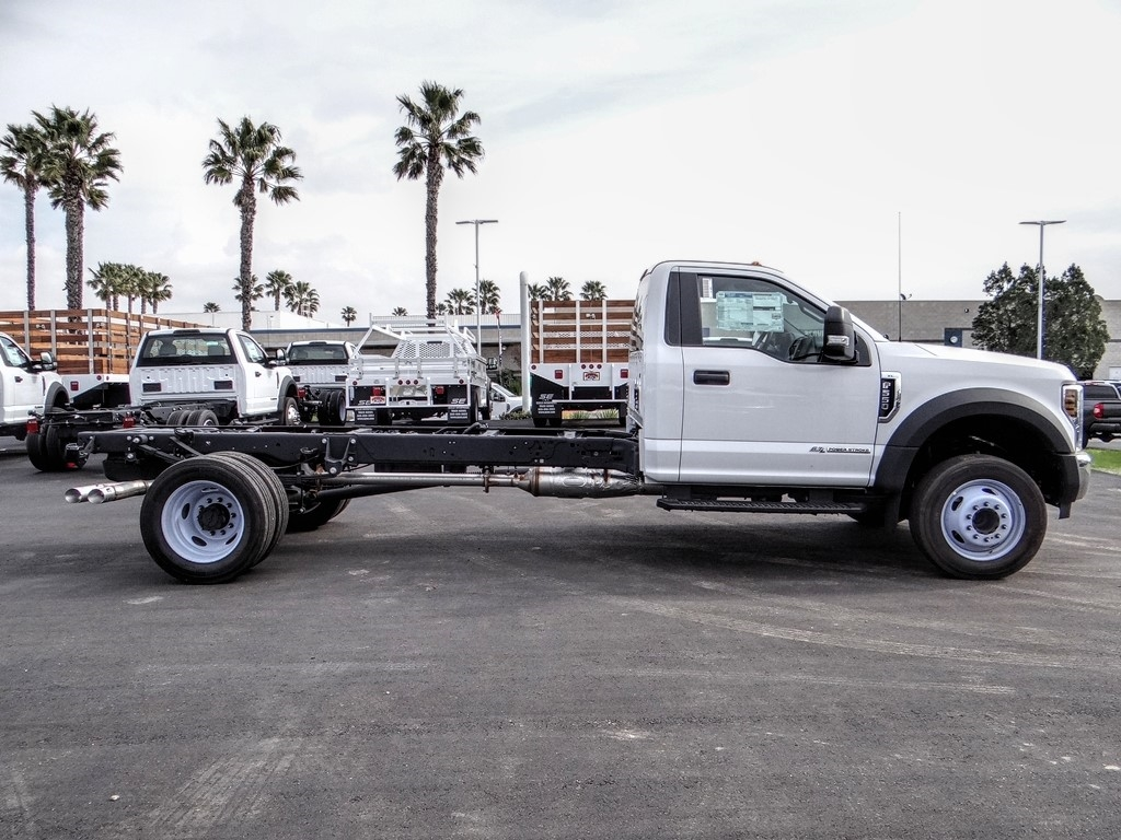 2019 Ford F-550 Regular Cab DRW 4x2, Cab Chassis #FK5385DT - photo 6